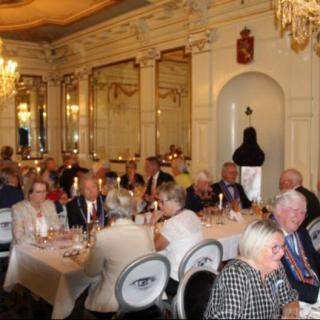 Referat fra Grand Dîner på Clarion Hotel Ernst