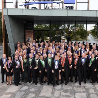 Referat fra Grand Chapitre 2019 i Stavanger