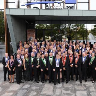 Referat fra Grand Chapitre 2019 i Stavanger (norsk versjon)