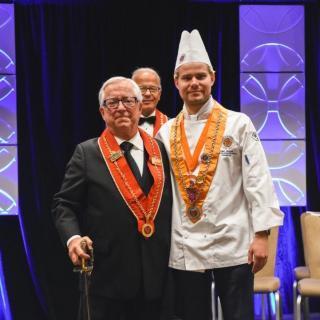 Referat fra Jeunes Chef Rôtisseurs i Calgary 17. – 22. september 2019